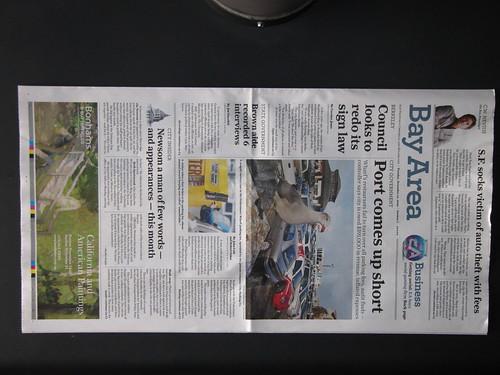 SF Chronicle - Local News