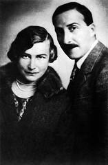 Friderike von Winteritz e Stefan Zweig