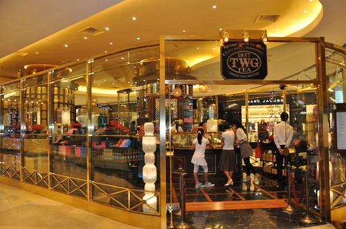 TWG Tea Salon & Boutique