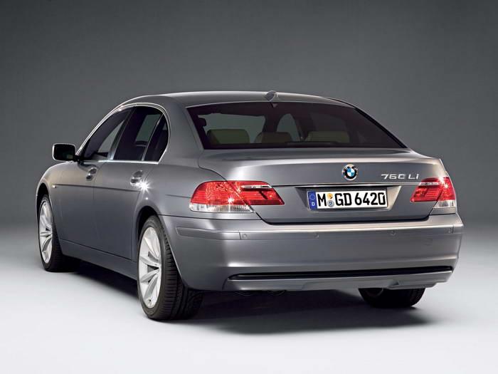 Performance BMW Car-760li Special Edition 2006