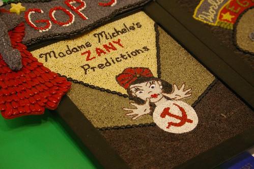 Madame Michelles Zany Predictions