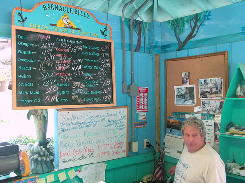 Barnacle Bill's Seafood, Hilton Head Island SC by you.