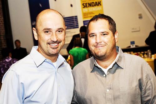 Ivan Serdar and Brian Espinoza
