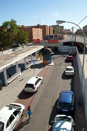 El puente de la estación (I)
