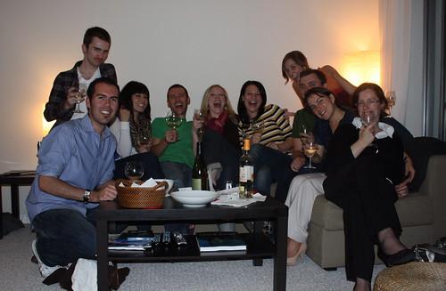 Winos Jovenes de San Francisco