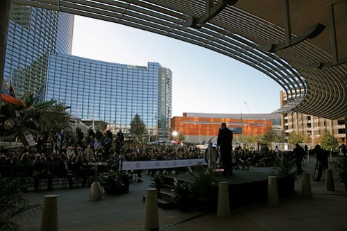 Vdara Ribbon Cutting Ceremony