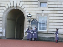 Cambio della Guardia Buckingham Palace Londra