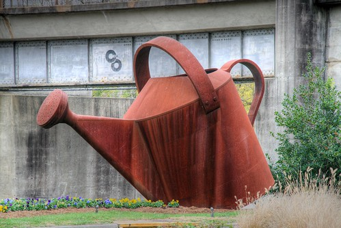 Staunton's Big Watering Can