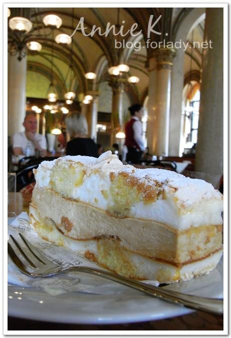 中央咖啡館蛋糕
