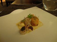 Gift from the Chef:  Spot Prawns