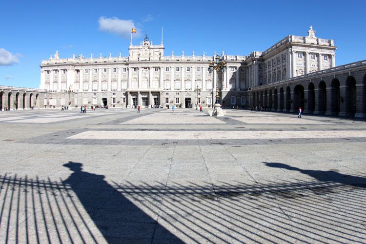 Palacio Real Back