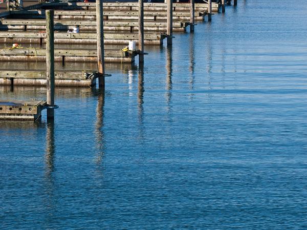 docks at Westport