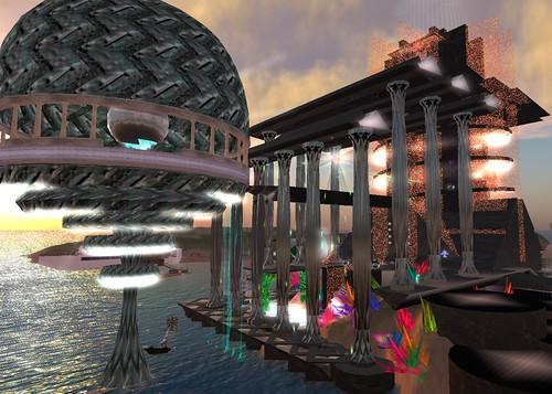 Zeropoint - the West Docks