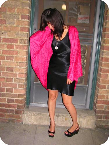vintage 1980s cape