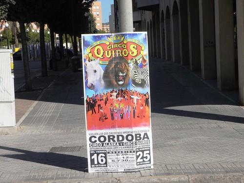 Circo Quiros en Cordoba