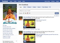 Facebook Branding: Slim Goodbody