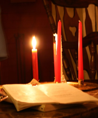 First night of Advent