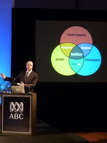 ABC's Mark Scott- Neerav's Media140 photos