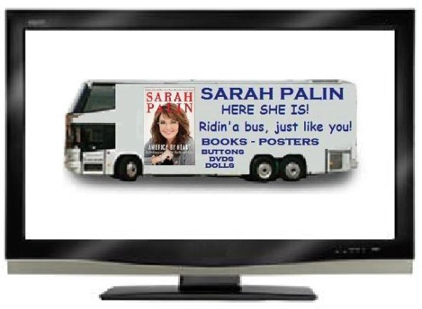 The Palin Bus Tour: Why