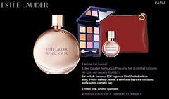 Estee Lauder - Sensuous Preview Set