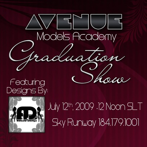 AVENUE Graduation Show - Addoro Designs