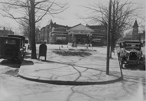 Florida Ave. & P Street, NE, 1929