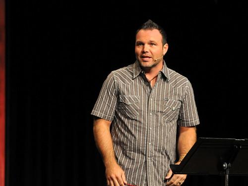 Mark Driscoll at HCBC