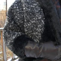 Must Have: Mohair Boucle at Gorgeous Fabrics dot com