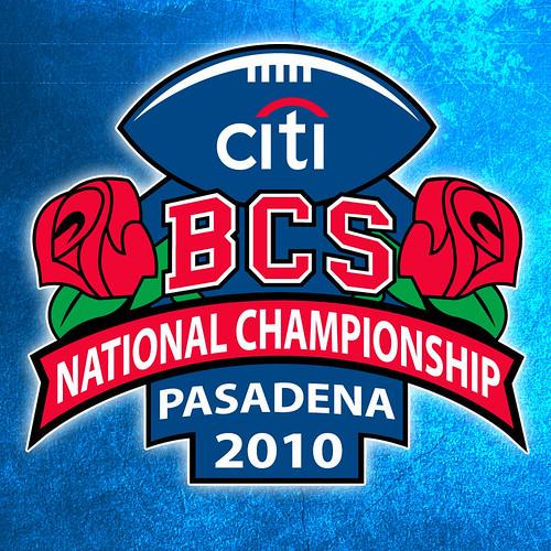 2010 BCS Championship 2010 BCS Championship Logo by RMTip21