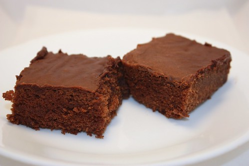 Pattys Decadent Brownies