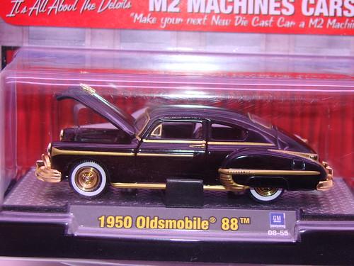 M2 Chase Oldsmobile 88