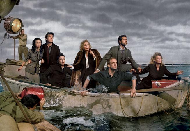 Lifeboat, 1944 - Tang Wei, Josh Brolin, Casey Affleck, Eva Marie Saint, Ben Foster, Omar Metwally y Julie Christie