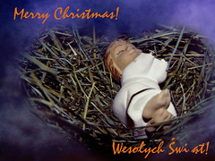 Child Jesus - Merry Christmas!
