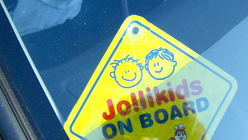 JOLLIKIDS ON BOARD