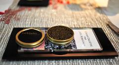 1st Course: Le Caviar Osciètre