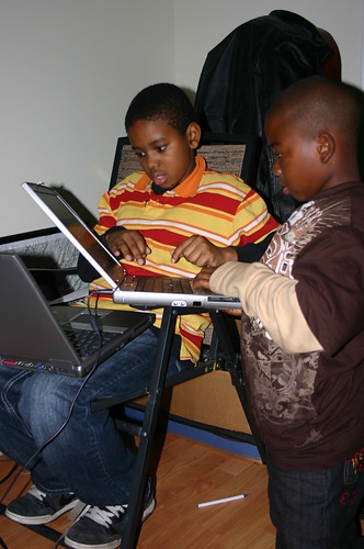 Computer Literacy Program - Maintenance - Tyrek Helps Jacal