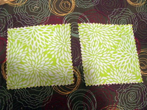 Quilt Charm/Square that's  stretched