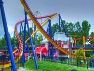 Cedar Point - Mantis (HDR)