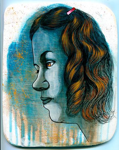 """A Portrait of Margaret Killgallen"""