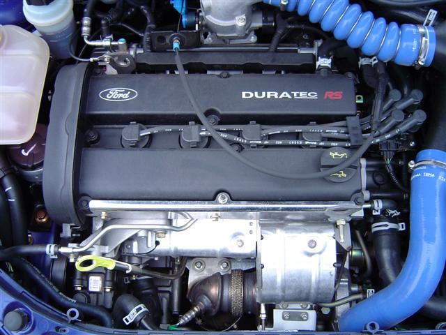 Motor Duratec RS