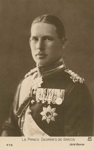 König Georg II. von Griechenland (1890-1947)