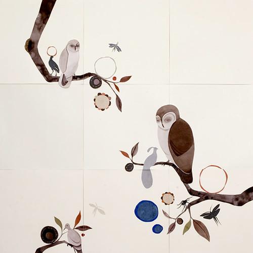Lena Wolfe owl