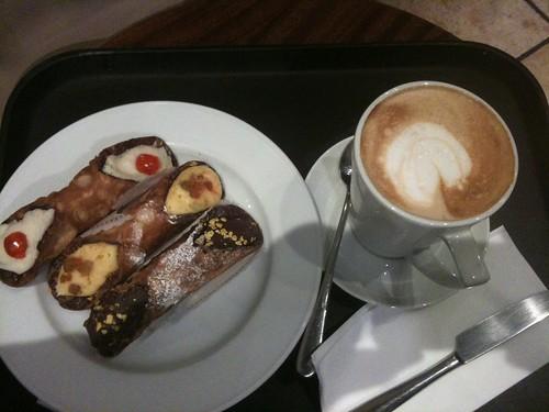 Caffe Paradiso - Shad Thames London