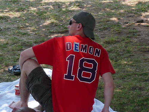 Johnny Damon = Demon