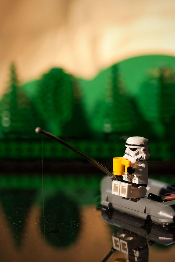 Mike Stimpsons incredible Lego Star Wars macro-photography