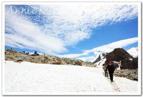 Diavolezzag山頂3