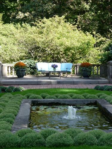 Inside the Formal Garden