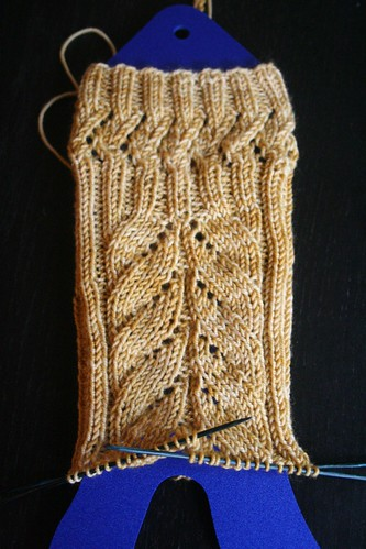 for Rav: TTL Mystery Sock KAL