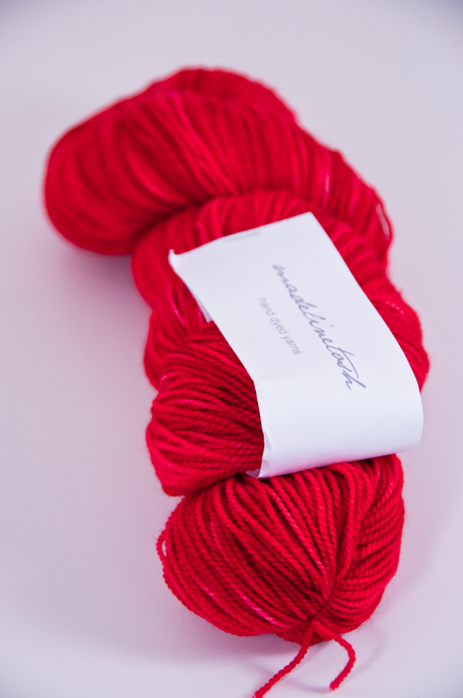 Madelinetosh Sock