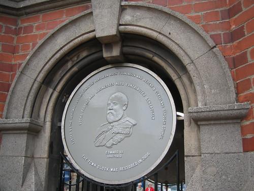 King Edward VII Memorial Clock, Redcar